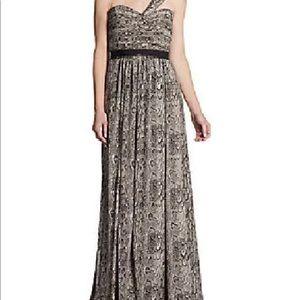 BCBG Jamille gown size 4
